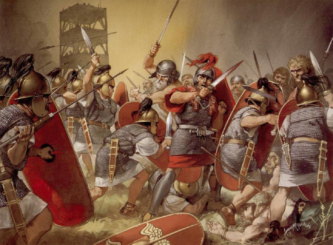 Risultati immagini per impero romano soldati