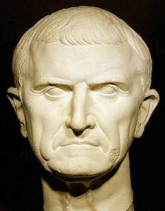 Flavio Giulio Valente (328-378) è stato un Imperatore Romano, dal 364 d.C. fino alla sua morte - valente
